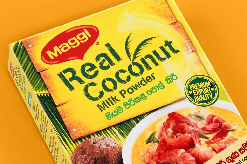 Maggi Real Coconut Packaging Featured