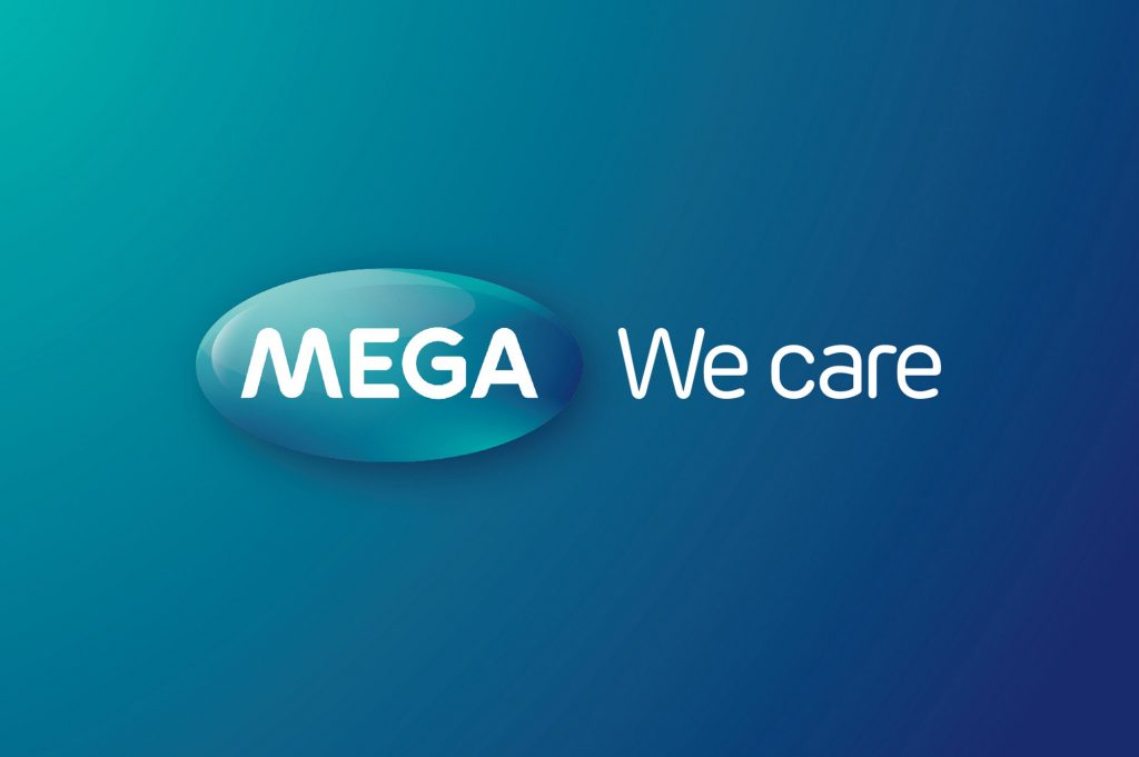 Mega Lifesciences Logo Design Featured