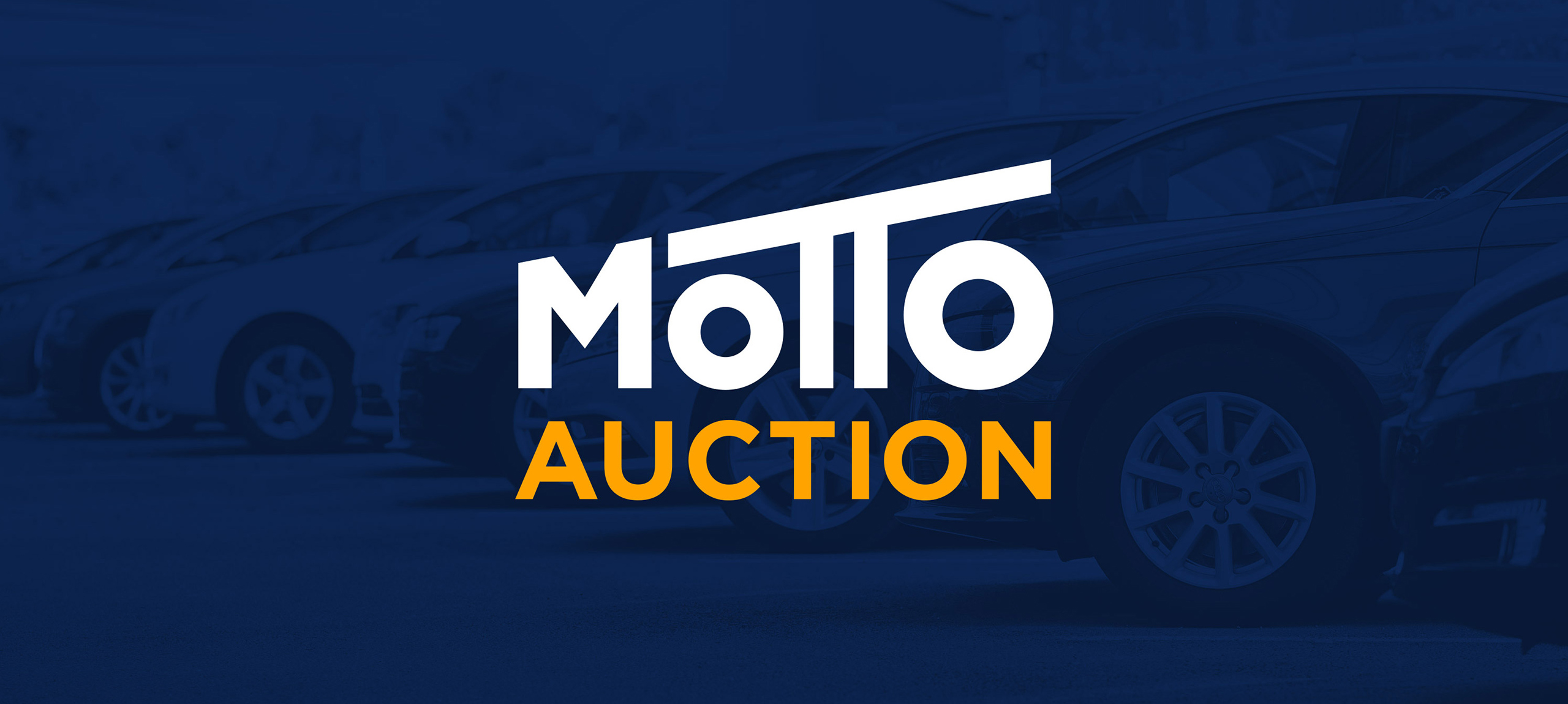 Motto Auction Logo Banner