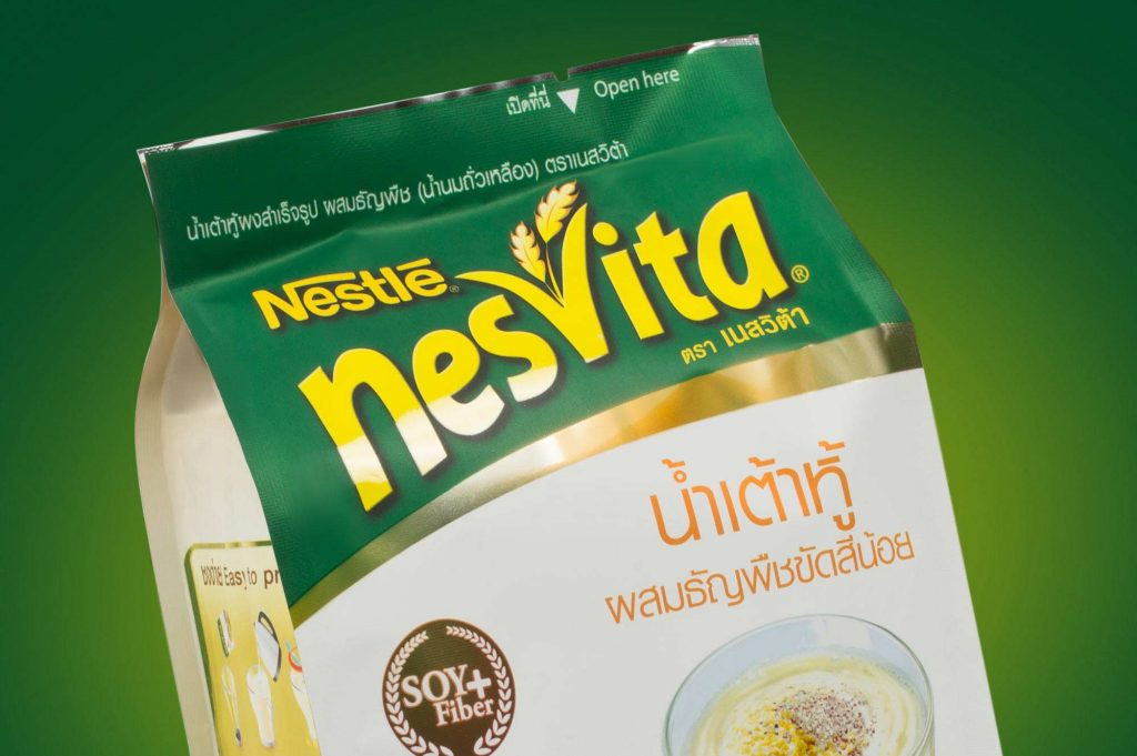 Nestle Nesvita Brand Packaging Featured