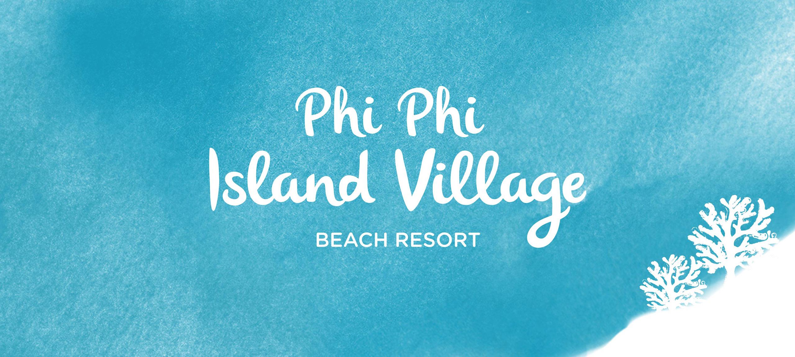 Phi Phi Island Resort Logo Banner