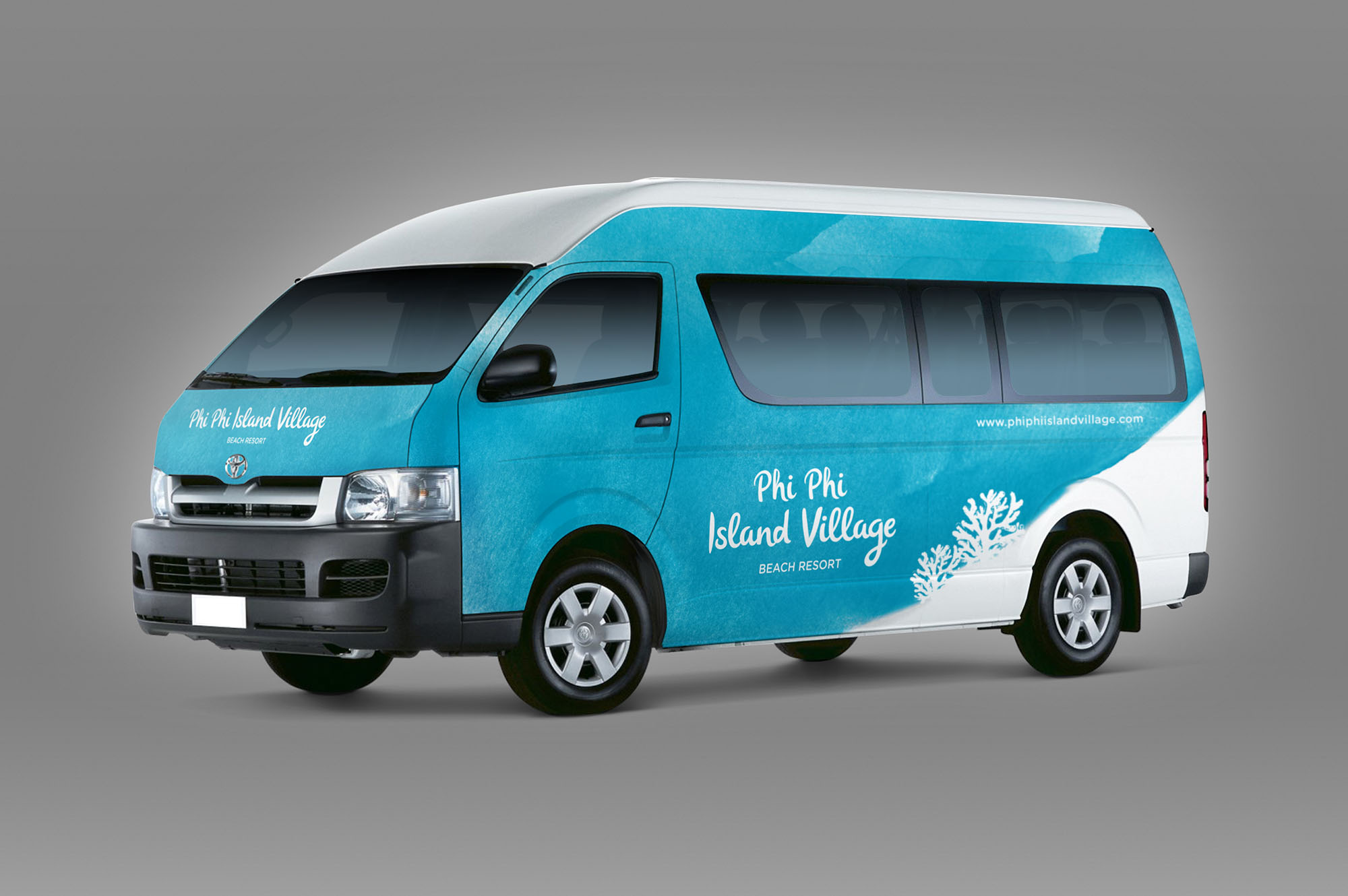 Phi Phi Island Resort Vehicle Design