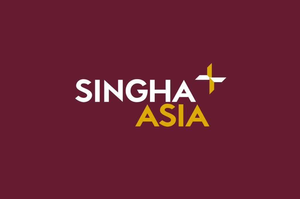 Singha Asia Brand Logo Featured