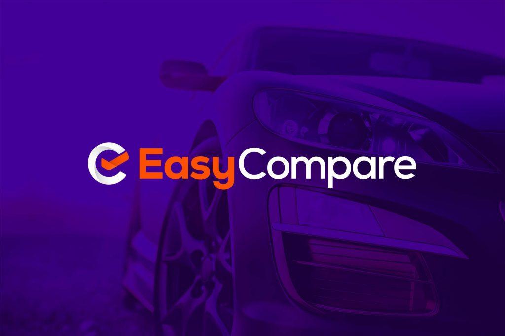 EasyCompare Brand Identity Logo