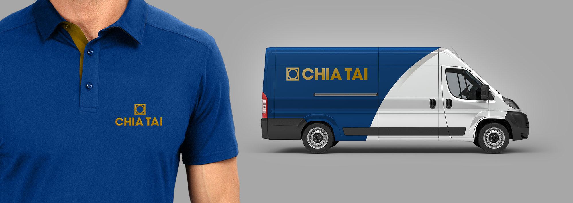 Chia Tai Branding