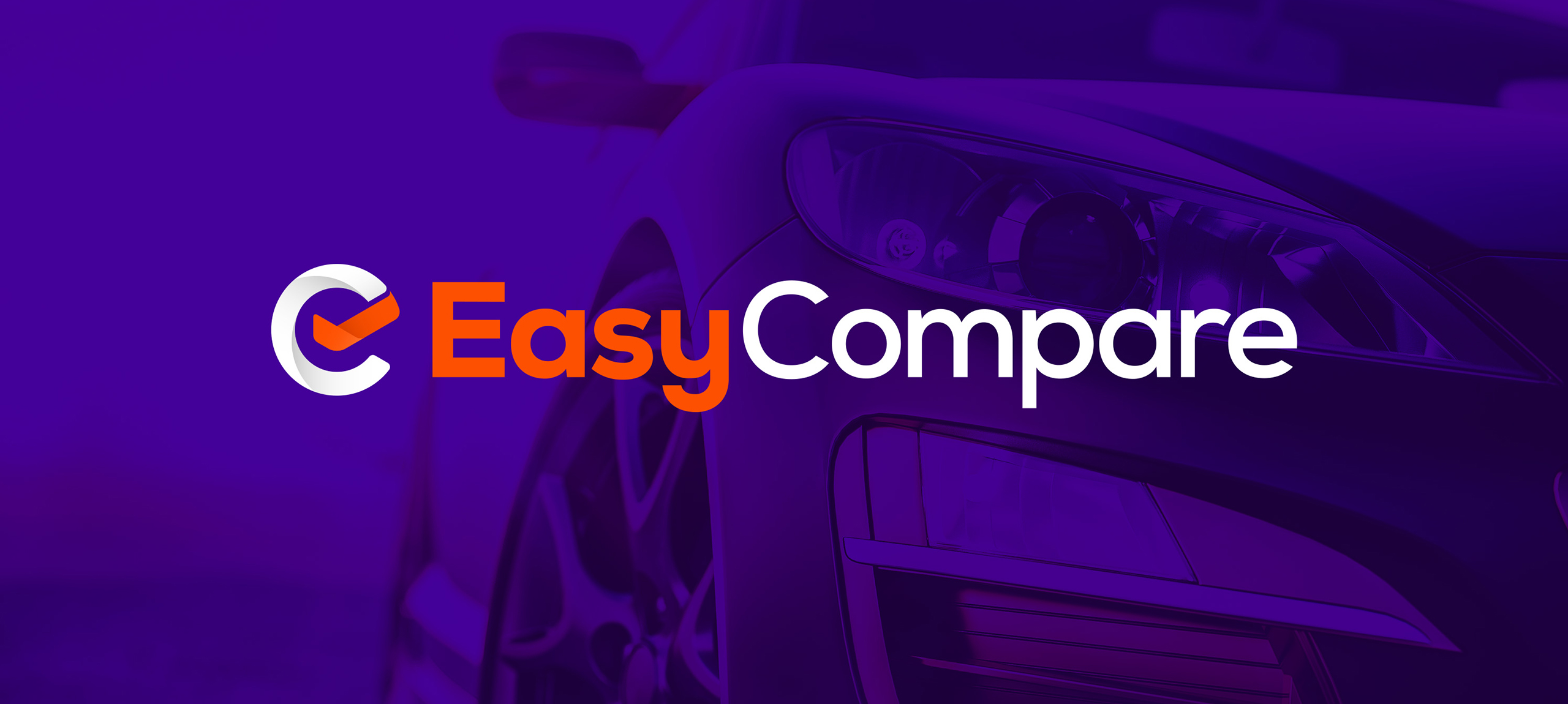 EasyCompare Brand Identity Banner